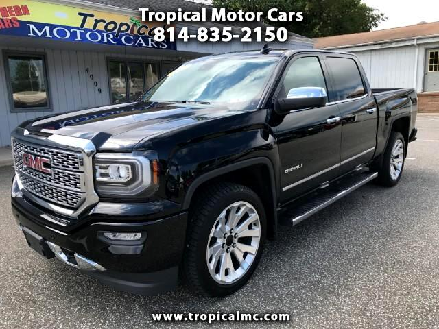 buy here pay here 2017 gmc sierra 1500 denali crew cab short box 4wd for sale in erie pa 16505. Black Bedroom Furniture Sets. Home Design Ideas