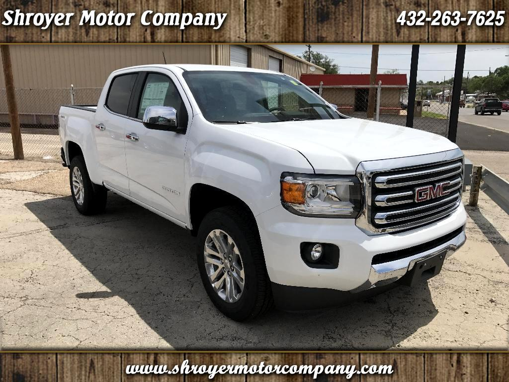 2017 GMC Canyon SLT Crew Cab 4WD Short Box