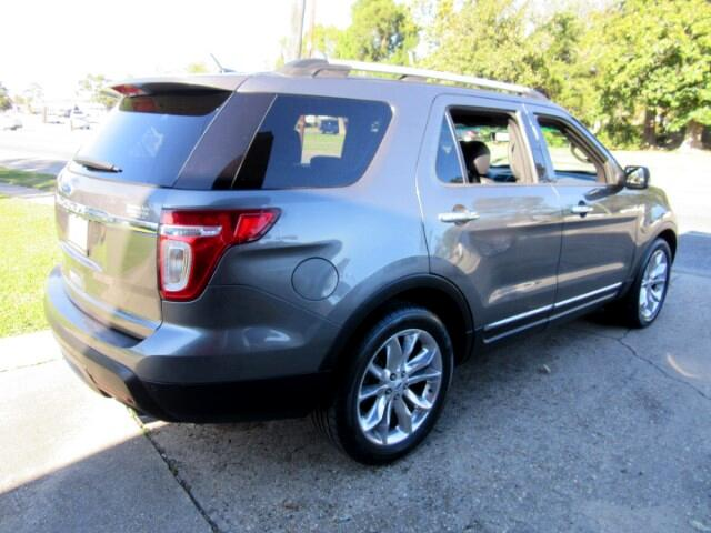 2012 Ford Explorer 4dr 114