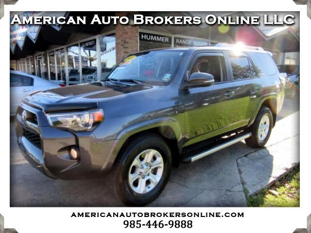 2014 Toyota 4Runner SR5 LEATHER ROOF NAV ONE OWNER!!!
