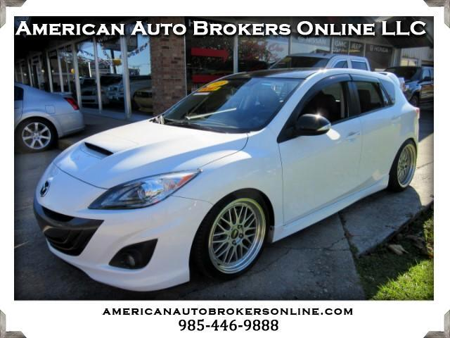 2013 Mazda MAZDA3 5dr Wgn s Touring Manual