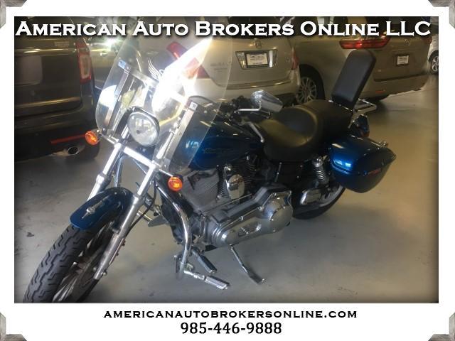 2005 Harley-Davidson FXDCI DYNA SUPER GLIDE CUSTOM