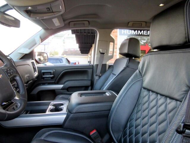 2016 Chevrolet Silverado 1500 LT Crew Cab 4WD