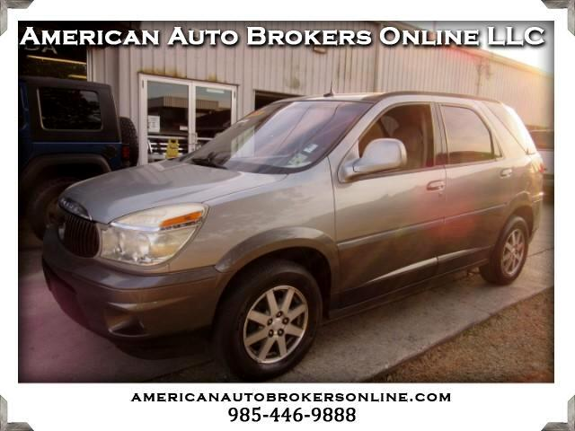 2004 Buick Rendezvous CX 2WD CLEAN AUTO CHECK ONE OWNER!!!