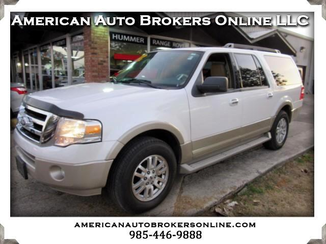 2010 Ford Expedition EL Eddie Bauer 2WD