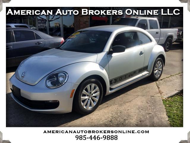 2013 Volkswagen Beetle 2.5L