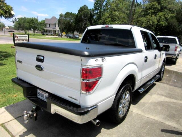 2014 Ford F-150 XLT SUPERCREW FLEX FUEL TANEAU COVER NEW TIRES