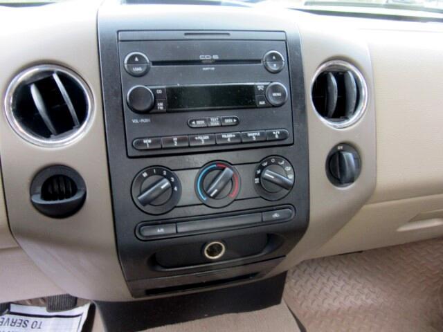 2007 Ford F-150 XLT SuperCrew Short Box 2WD