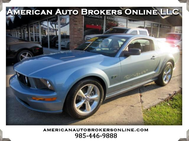 2006 Ford Mustang GT Deluxe Coupe One Owner ONLY 21K MILES!!!