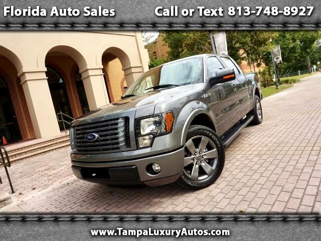 2012 Ford F-150 FX2 Sport SuperCrew
