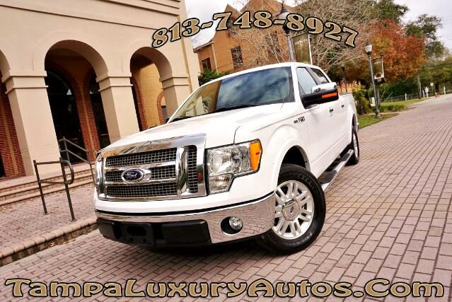 2011 Ford F-150 Lariat SuperCrew 2WD