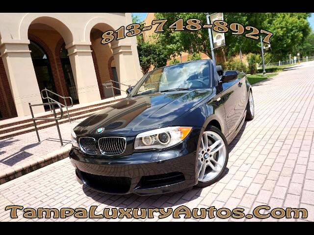2012 BMW 1-Series 135i Convertible M Sport