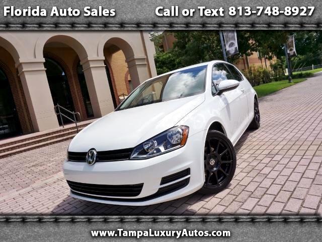 2015 Volkswagen Golf TSI S 5M