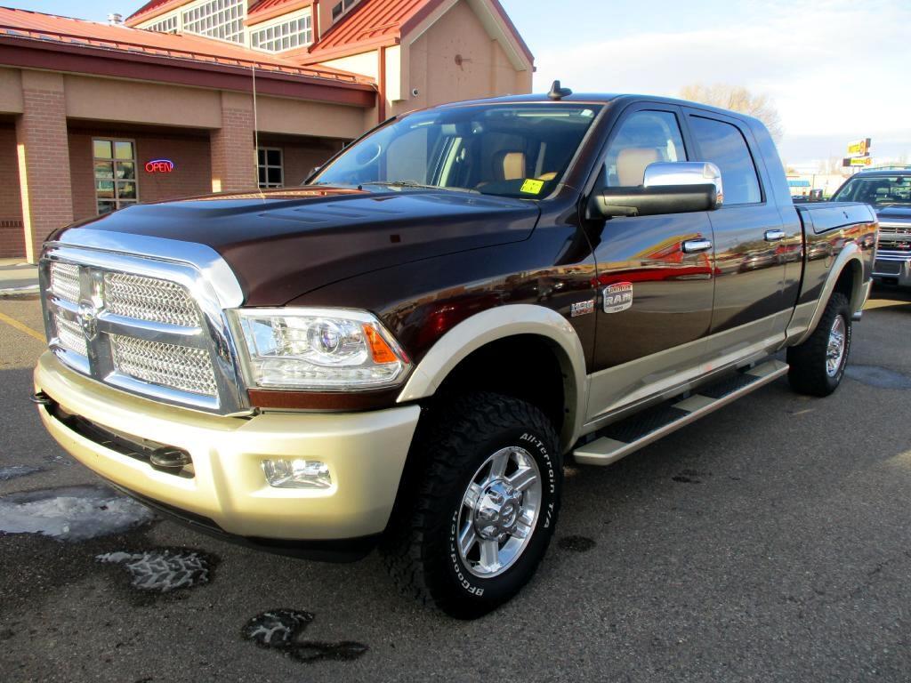 2013 RAM 2500 LONGHORN