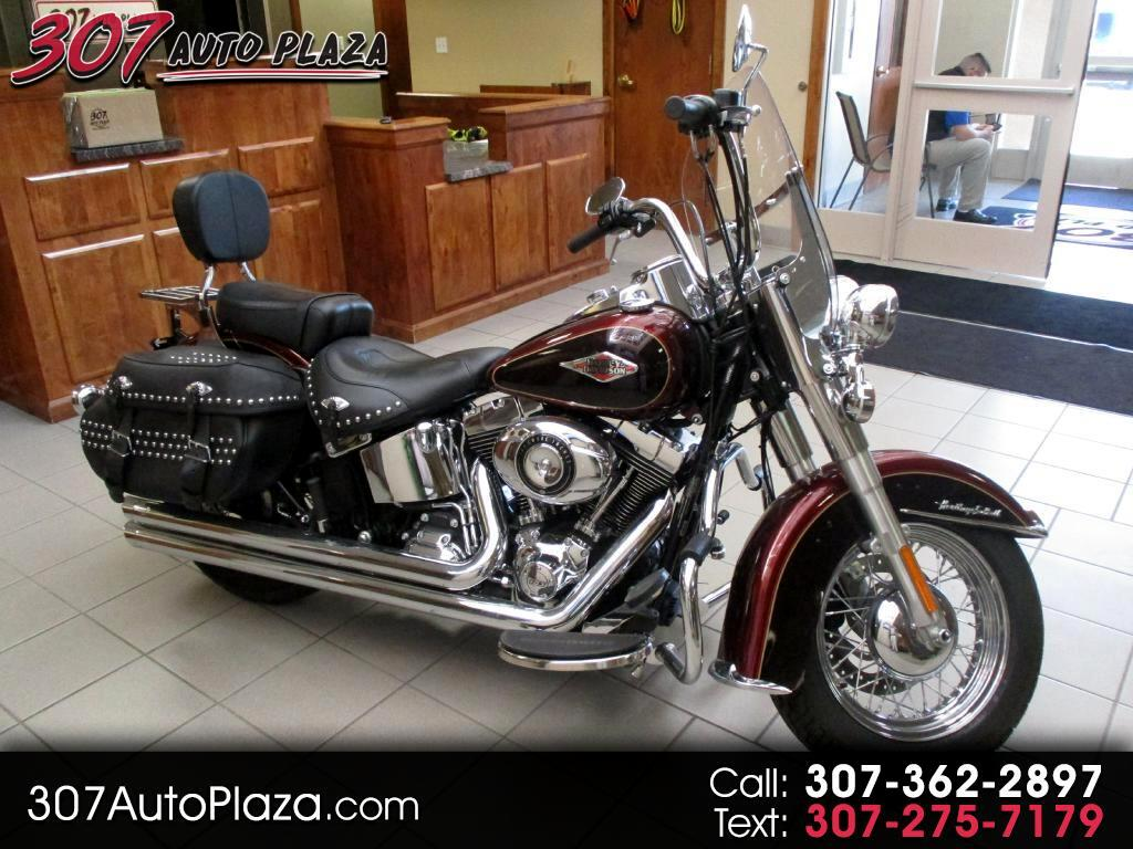 2015 Harley-Davidson FLSTCI
