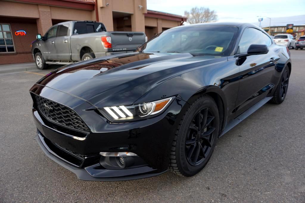 2017 Ford Mustang PREMIUM