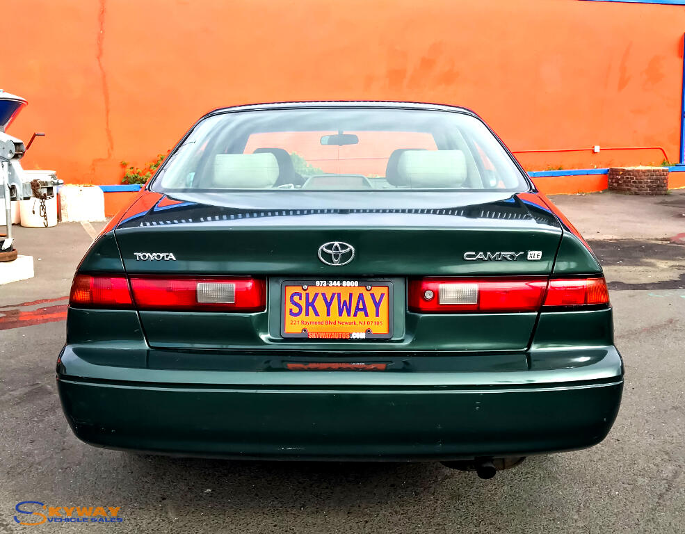 1999 Toyota Camry XLE