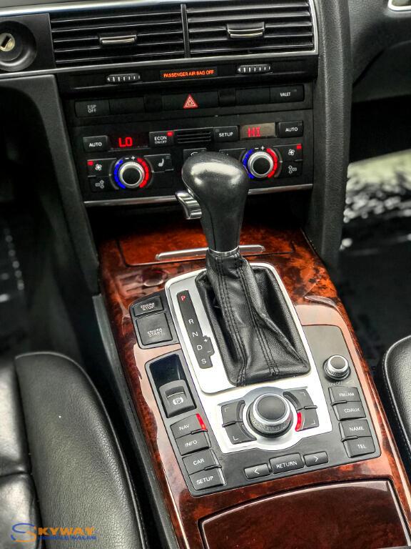 2008 Audi A6 3.2 Quattro S-Line
