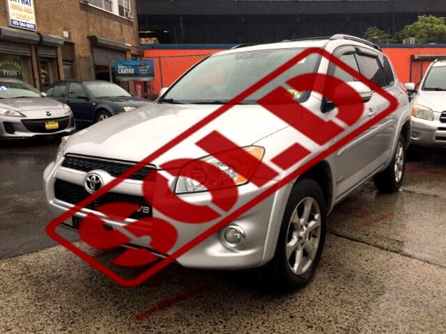 2009 Toyota RAV4 Limited V6 4WD