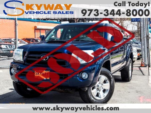 2006 Toyota Tacoma Double Cab V6 4WD