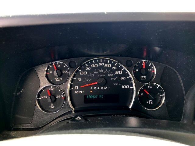 2013 Chevrolet Express G3500
