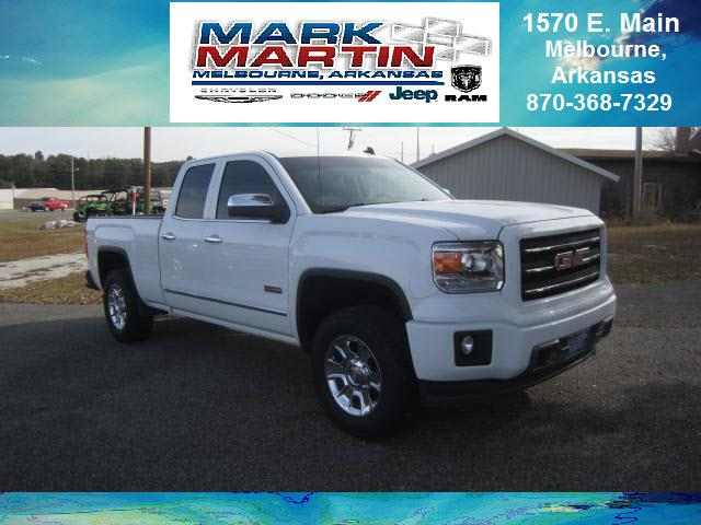 2014 GMC Sierra 1500 4x4 SLE 4dr Double Cab 6.5 ft. SB