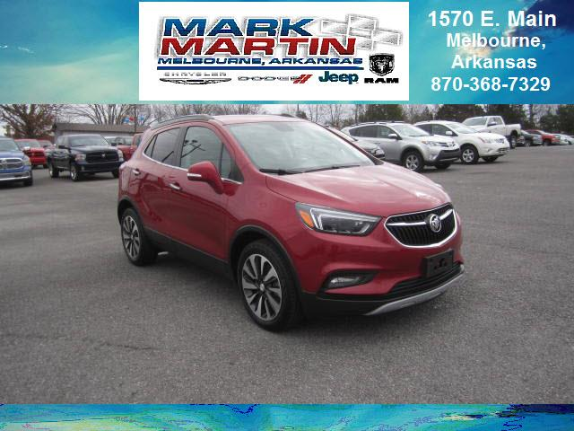 2017 Buick Encore Essence 4dr Crossover