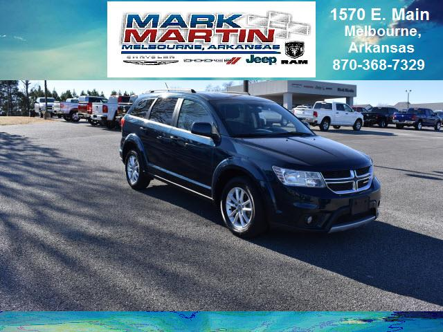 2014 Dodge Journey AWD SXT 4dr SUV