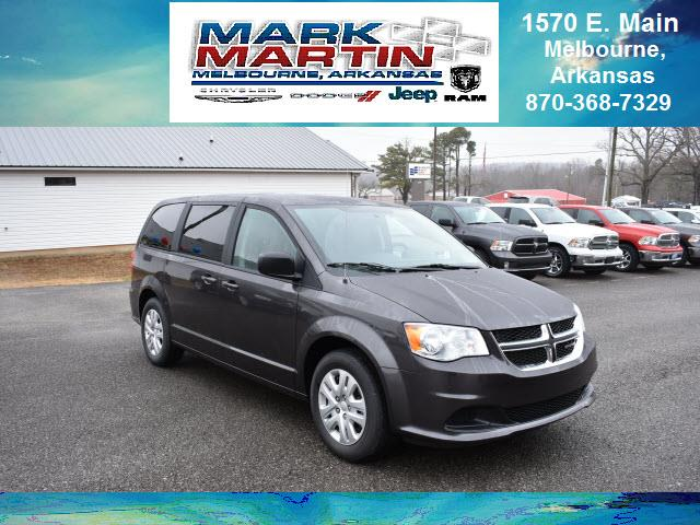 2018 Dodge Grand Caravan SE 4dr Mini-Van