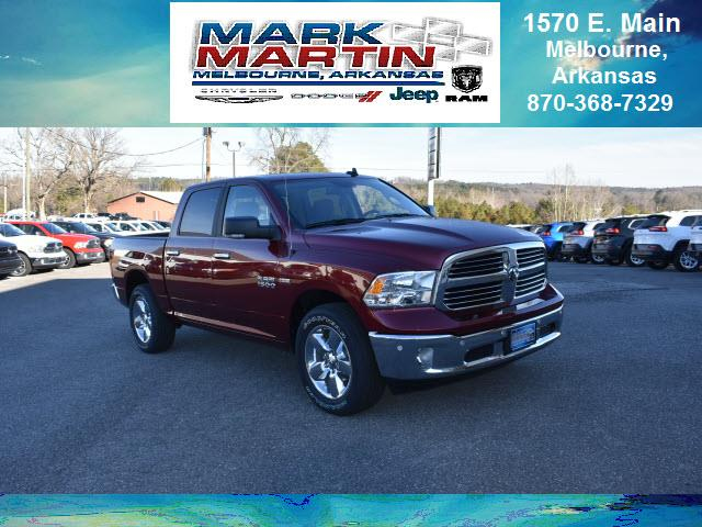 2018 RAM 1500 4x4 Big Horn 4dr Crew Cab 5.5 ft. SB Pickup