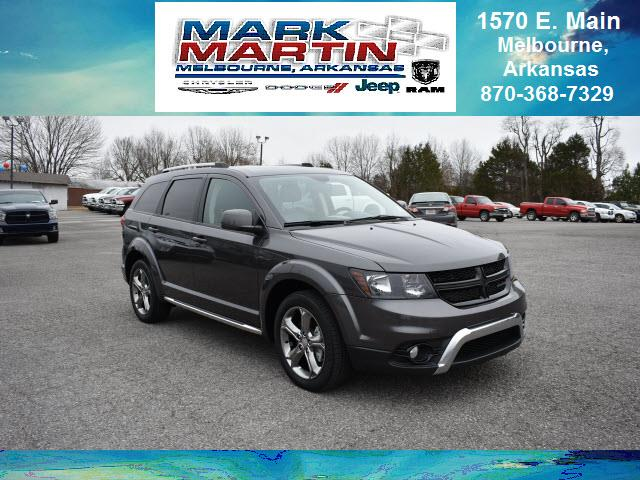 2017 Dodge Journey Crossroad 4dr SUV