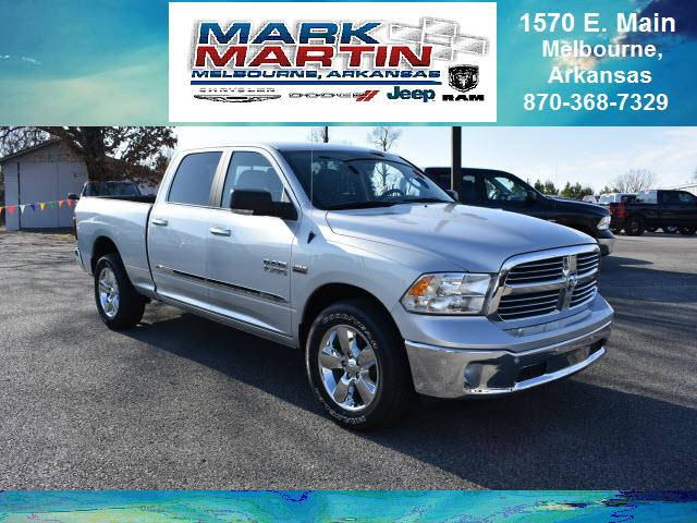 2018 RAM 1500 4x4 Big Horn 4dr Crew Cab 6.3 ft. SB Pickup