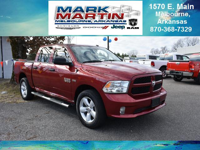 2014 RAM 1500 4x4 Express 4dr Crew Cab 5.5 ft. SB Pickup
