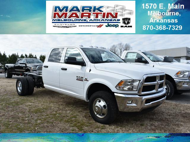 2018 RAM 3500 4x4 Laramie 4dr Crew Cab 172.4 in. WB Chassis
