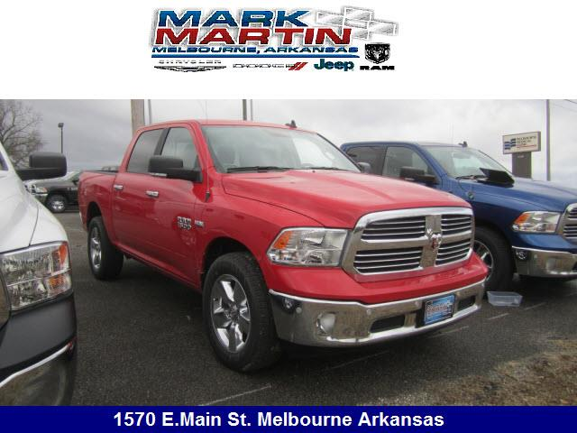 2017 RAM 1500 4x4 Big Horn 4dr Crew Cab 5.5 ft. SB Pickup