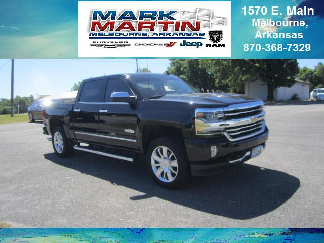 2017 Chevrolet Silverado 1500 4x4 High Country 4dr Crew Cab 5.8 ft. SB