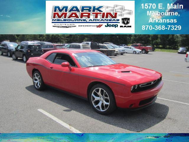 2015 Dodge Challenger SXT Plus 2dr Coupe