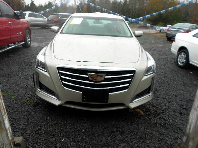 2015 Cadillac CTS 2.0L Turbo RWD