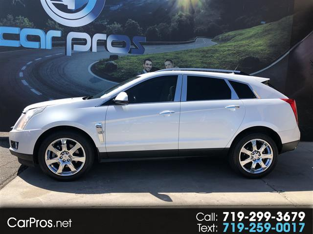 2012 Cadillac SRX Performance Collection FWD