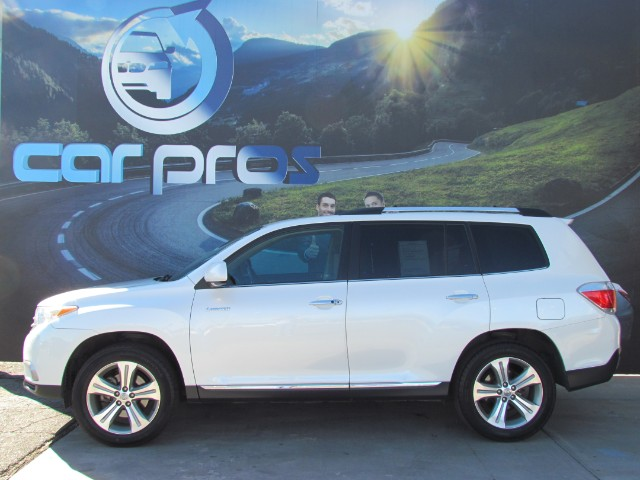 2013 Toyota Highlander Limited AWD V6
