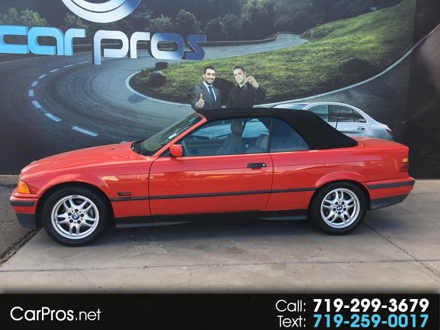 1995 BMW 3-Series 325Ci convertible