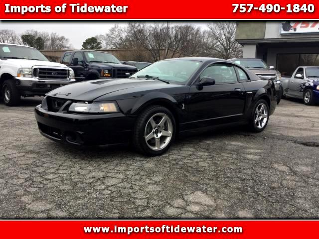 used 2004 ford mustang svt cobra coupe for sale in virginia beach va 23462 imports of tidewater. Black Bedroom Furniture Sets. Home Design Ideas