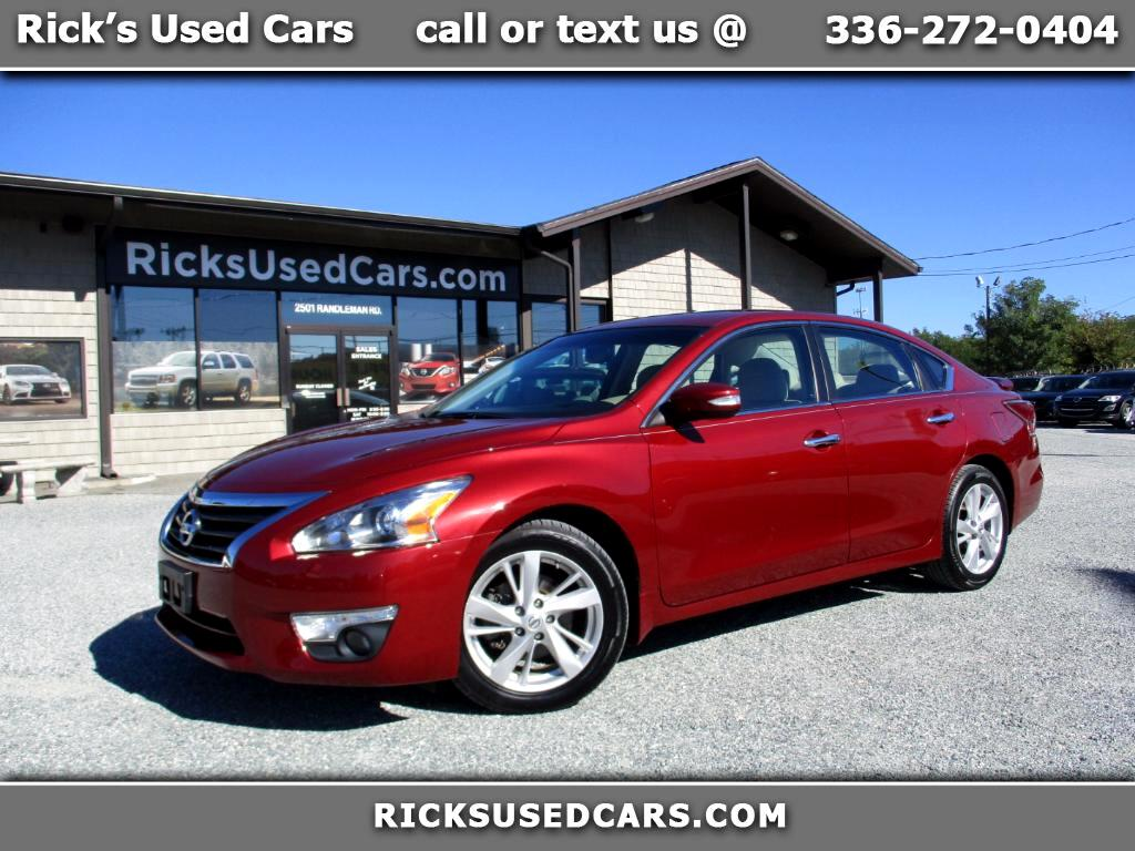 2014 Nissan Altima 2.5 SV TECH PACKAGE