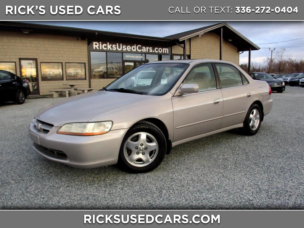 1998 Honda Accord EX V6 sedan