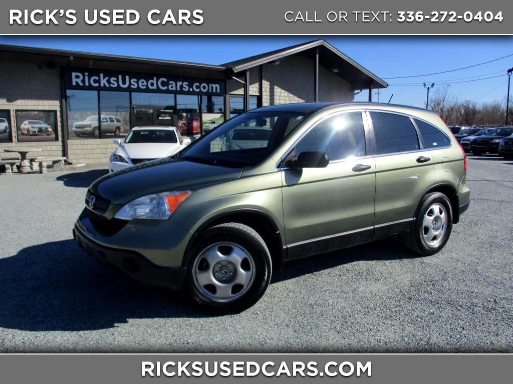 2007 Honda CR-V LX 4WD AT