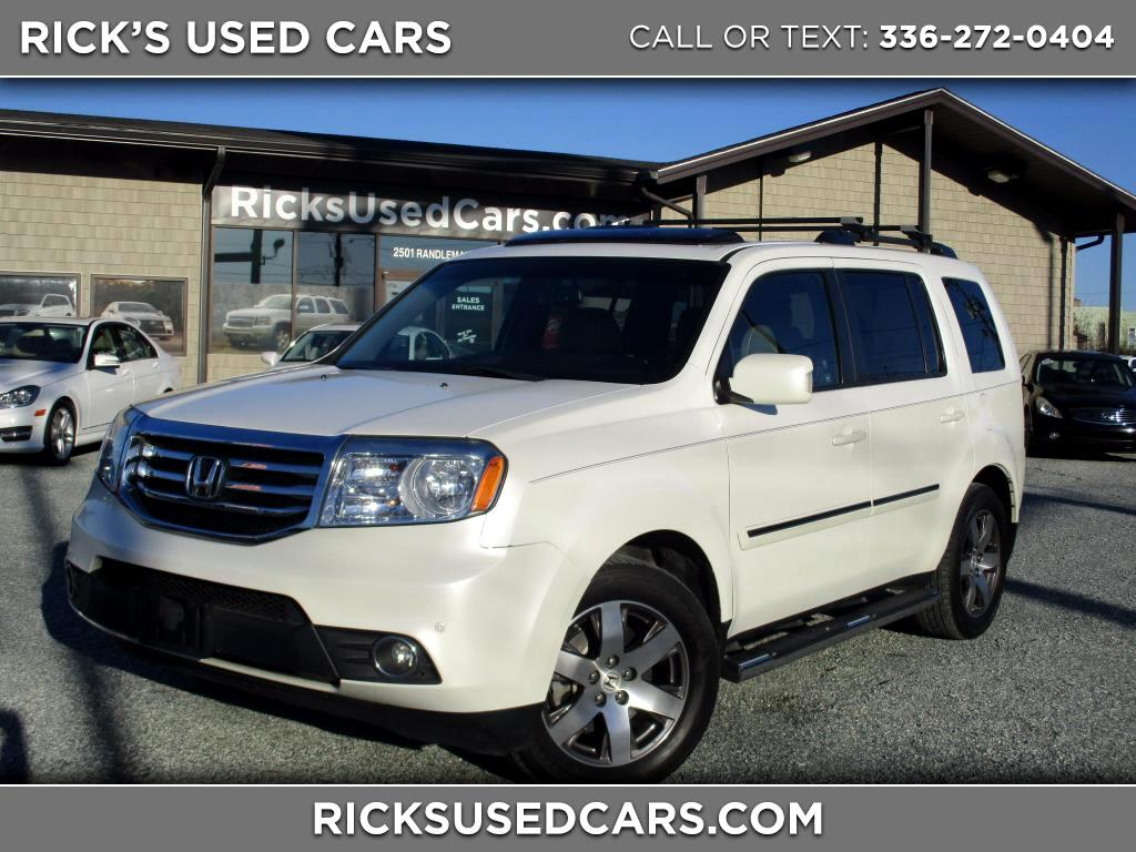 2012 Honda Pilot Touring with DVD