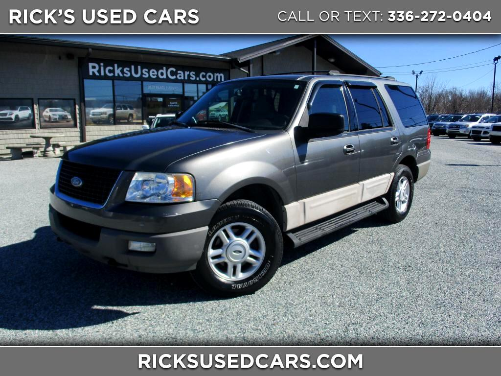 2003 Ford Expedition XLT Popular 4.6L 4WD