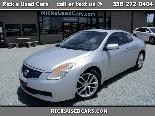 2009 Nissan Altima 3.5 SE Coupe