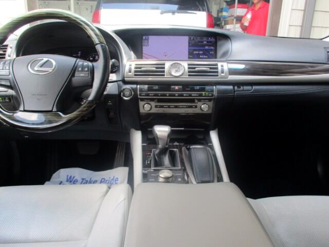 2013 Lexus LS 460 4dr Sdn AWD