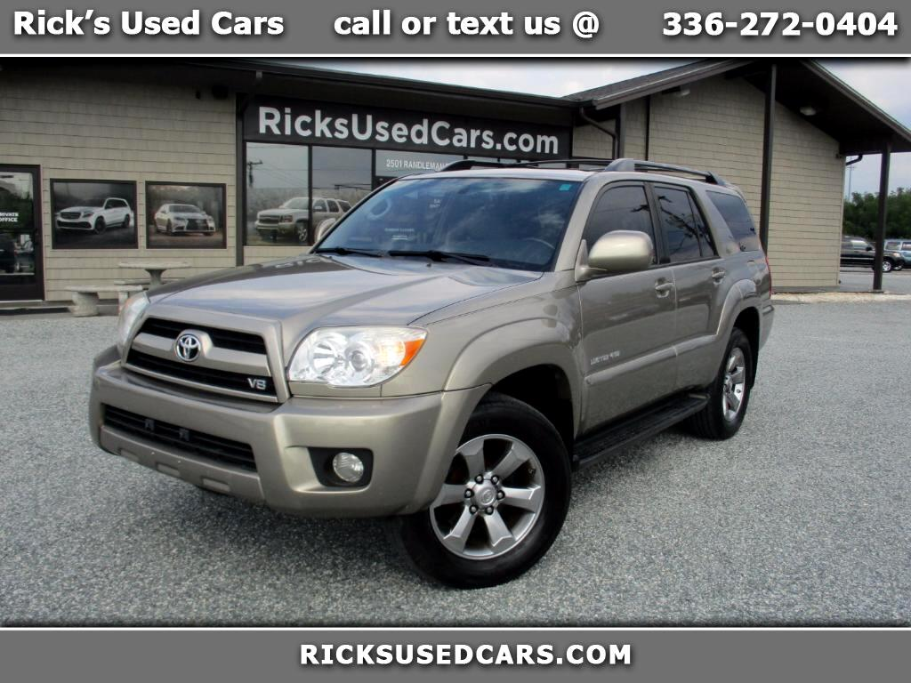 2006 Toyota 4Runner Limited 4WD V8